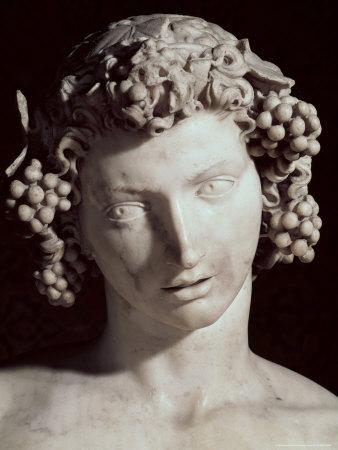 le Bacchus du Bargello