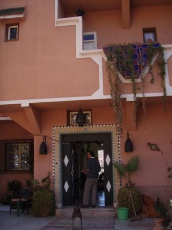 villa de l'Atlas Asni