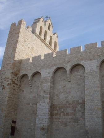 Saintes Marie de la Mer : église