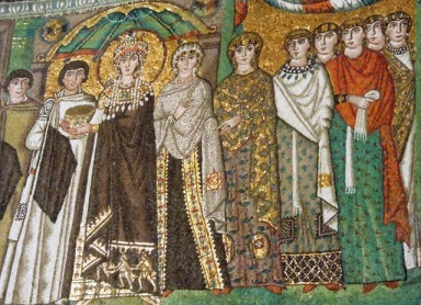 Theodora à Ravenne