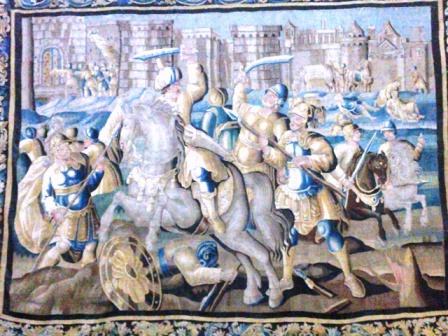 Saint Trophime Arles, croisades