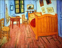 chambre de Van gogh