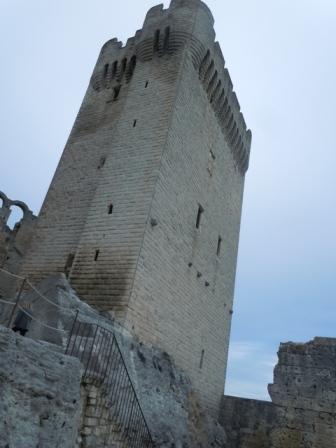 La tour de Montmajour