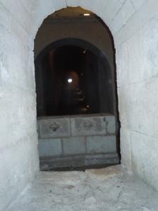 Montmajour : crypte
