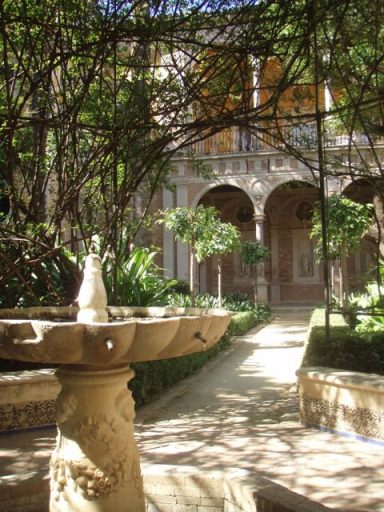 Jardin et grandes loggias