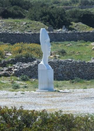 marbre de Paros