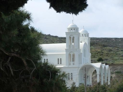 Monastère Christou Dassous