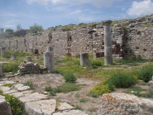 Agora de la ville antique