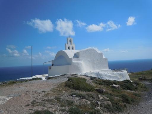 8 moulins et une chapelle dans le vent