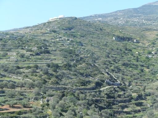 le sentier byzantin