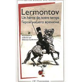 Lermontov-Michel-Un-Heros-De-Notre-Temps-Livre-896528327_ML
