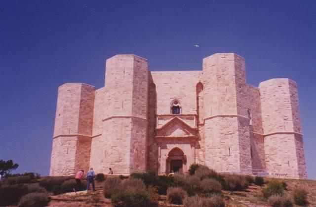 château des Pouilles