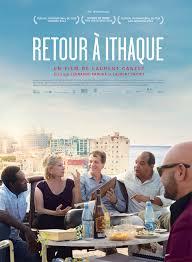 retour à la Havane affiche