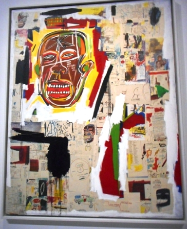 Basquiat : King of the zulus