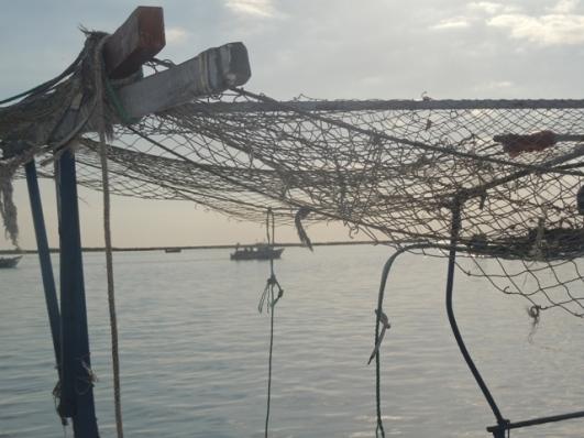 Le port de pêche de La Chebba