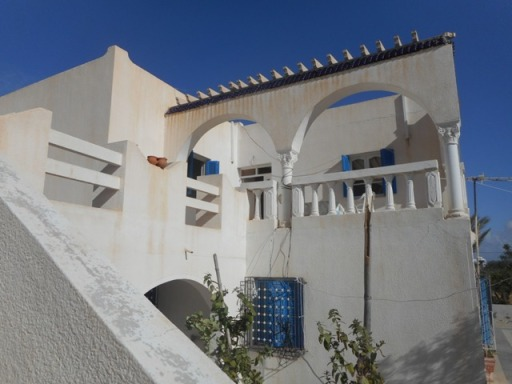 la maison de MBarka