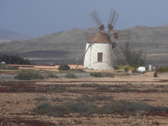 Le Moulin de Tefia