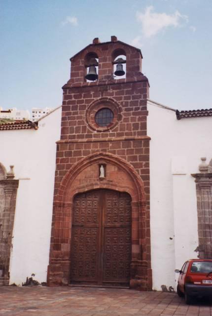 église où Cristophe Colomb aurait reçu la bénédiction avant sa traversée de l'Atlantique