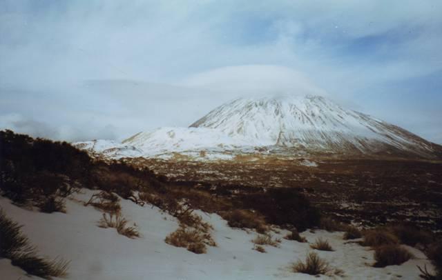 le Teide s'encapuchonne