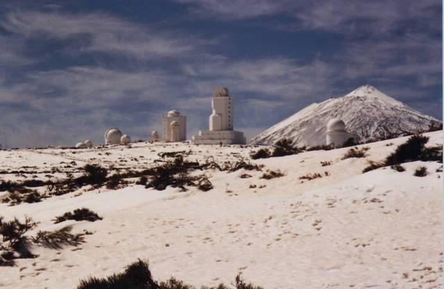 L'observatoire de l'Anazaga
