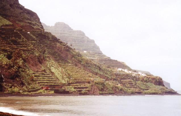les terrasses d'Agulo