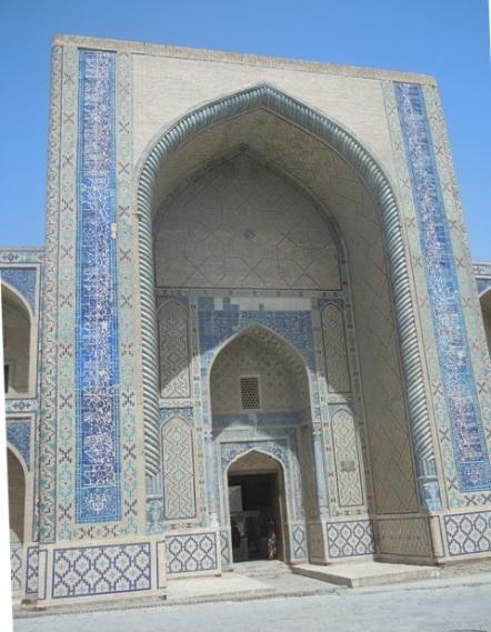 madrasa d'Ouloug Beg à Boukhara
