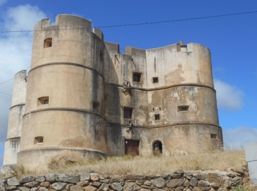 Le château d'Evoramonte