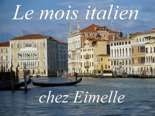 logo eimelle, le mois italien