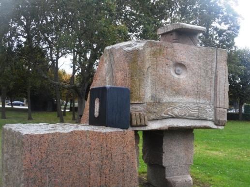 L'homme de granite