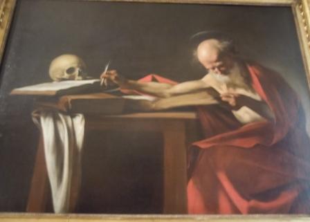 Saint Jérôme (galerie Borghèse)
