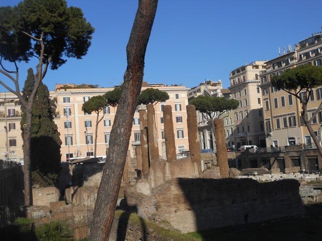 Area Sacra - ruines de la Rome républicaine