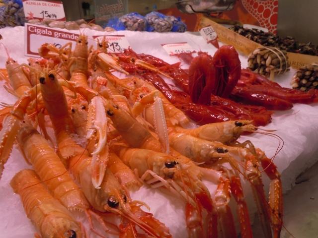 Crustacés!