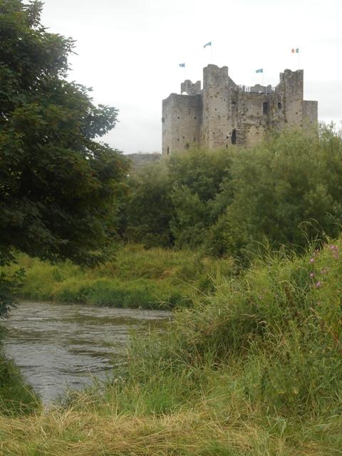 la Boyne et le château