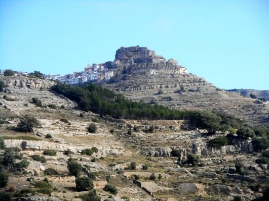 Dans la montagne Ares del Maestrat