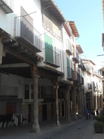 les arcades de Morella