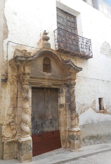 Benasasl : maison Sanchez