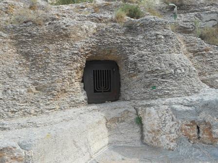 Hypogée : tombe juive