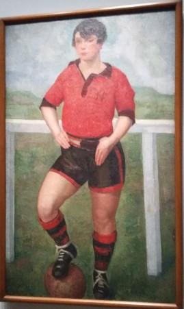 Zarraga Footballeuse