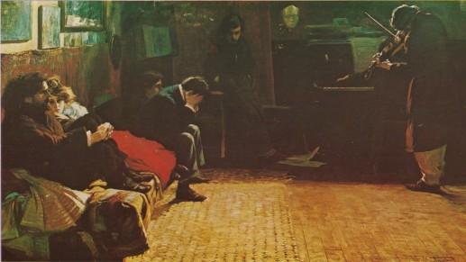 Balestrieri Sonate à Kreutzer.