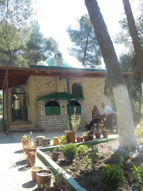 petit sanctuaire bektashi