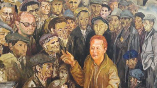 L'avenir, autour du poète, l'action politique?